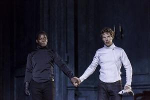 Hamlet & Laertes